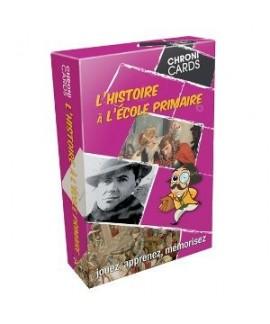 Chronicards - Histoire à l'école primaire