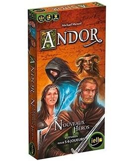 andor - extension - nouveaux héros