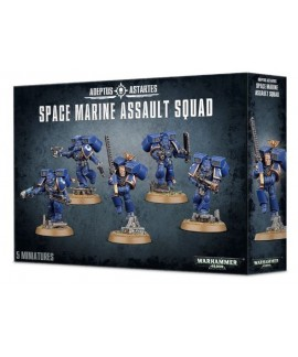 Space Marine - Escouade d'assaut
