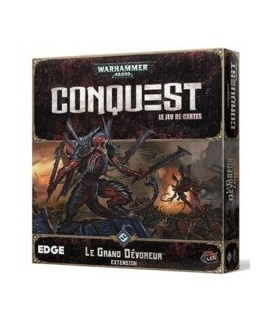 Warhammer Conquest - Ext - Le Grand Devoreur