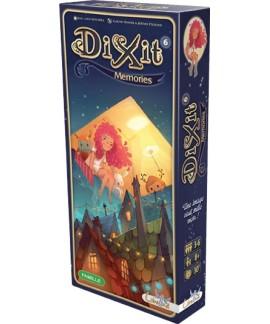 Dixit - Extension (6) : Memories