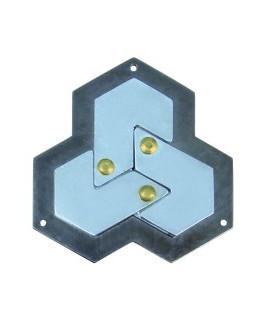 Cast Puzzle - Exagone