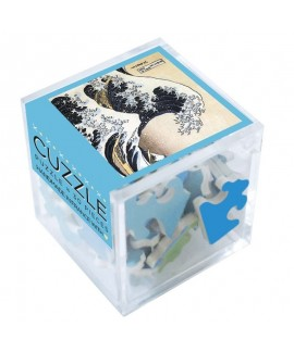 Puzzle Cube - Vague Hokusai