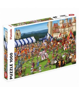 Puzzle Ruyer - Tournoi de Chevaliers