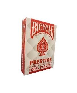 Jeu de 54 cartes - Bicycle - Plastique