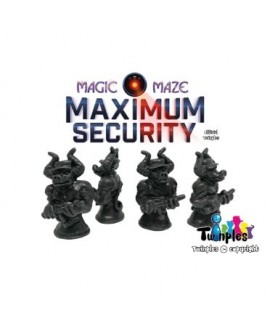 Twinples - Magic Maze - Ext Maximum Security