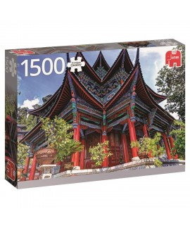 Puzzle - Chinese Temple