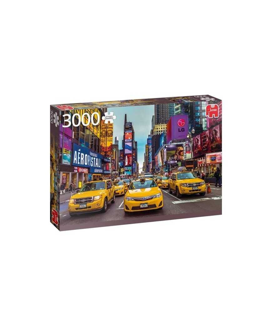 Puzzle - New York Taxis