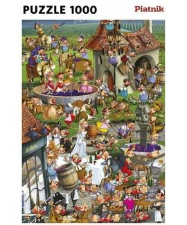 Puzzle Ruyer - Vin