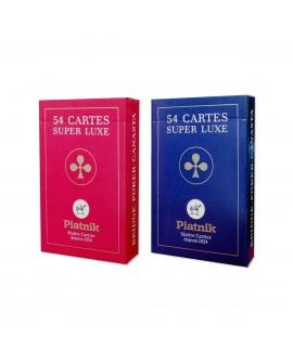Jeu de 54 cartes française