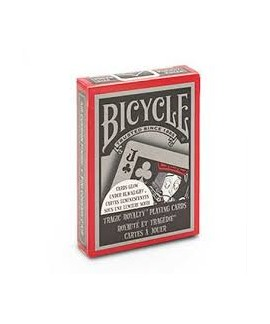 Jeu de 54 cartes - Bicycle - Tragic Royalty