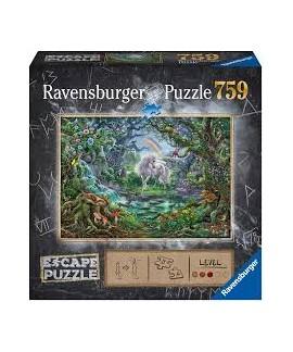 Escape Puzzle - Licornes