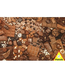 Puzzle -  Chocolat