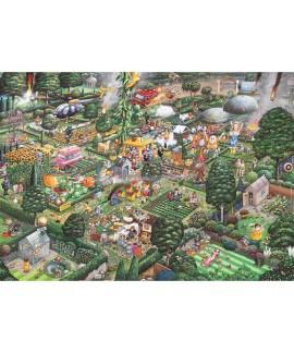Puzzle -  I love Gardening