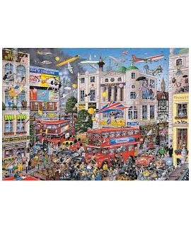 Puzzle -  I love London