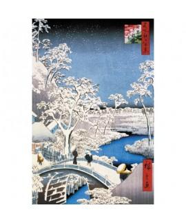 Puzzle - Le Pont a Meguro...