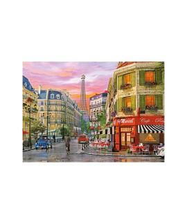 Puzzle - Paris & Venise