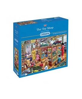 Puzzle - The Toy Shop