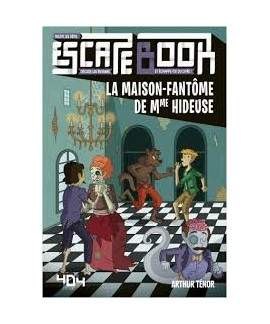Escape Book Jr - La maison...