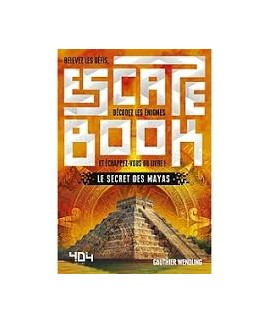 Escape Book - Le Secret des...