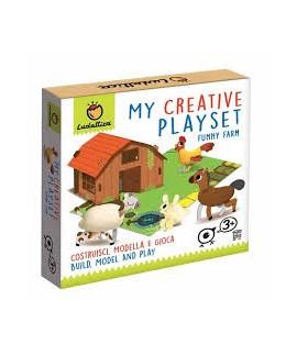 Creative Playset Ferme
