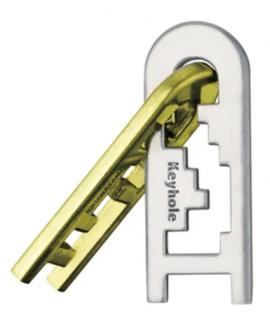 Cast Puzzle - Keyhole