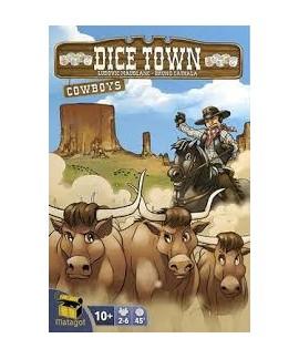 Dice Town - ext Cowboy