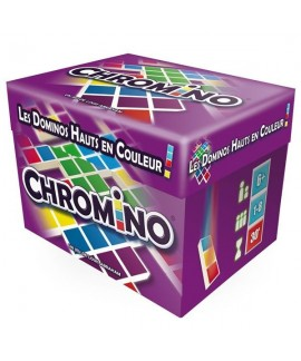 Chromino - nouvelle version