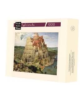 Puzzle - La Tour de Babel