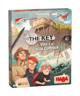 The Key - Vols à la villa...