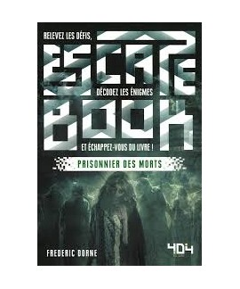 Escape Book - Prisonnier...