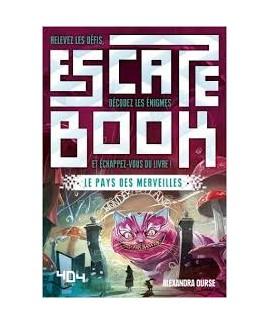 Escape Book - Le Pays des...