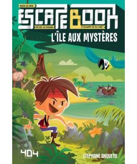 Escape Book Jr - L'Ile aux...