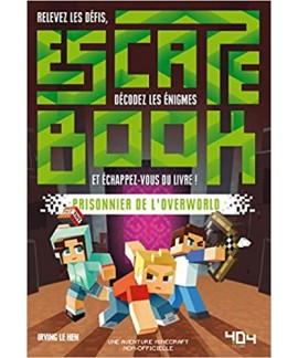 Escape Book Jr - Minecraft...