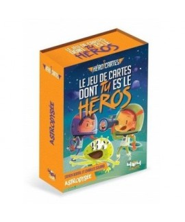 Heroi'Cartes - Astrodyssée