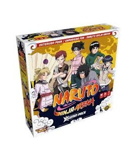 Naruto Ninja Arena - Ext...