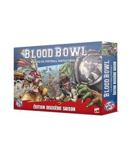 Blood Bowl - 2ème Saison