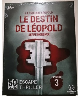 50 Clues - Le Destin de...