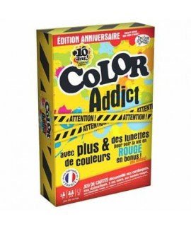 Color Addict - 10 ans
