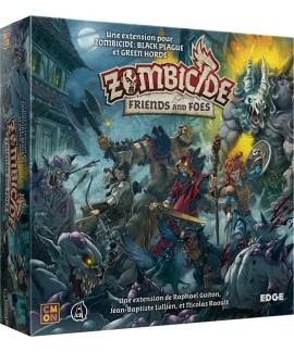 Zombicide Black Plague -...