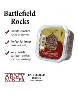 Battlefield Rocks - Army...