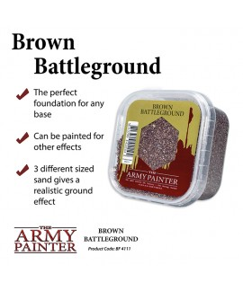 Brown Battleground - Army...