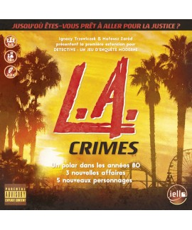Detective - Ext L.A. Crimes