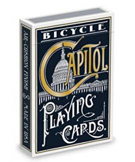 Jeu de 54 cartes - Bicycle...