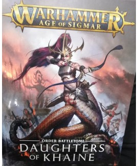 Battletome - Daughters of...