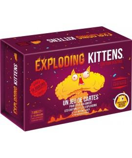 Exploding Kittens - Ed....