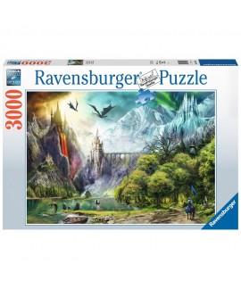 Puzzle - Règne des Dragons
