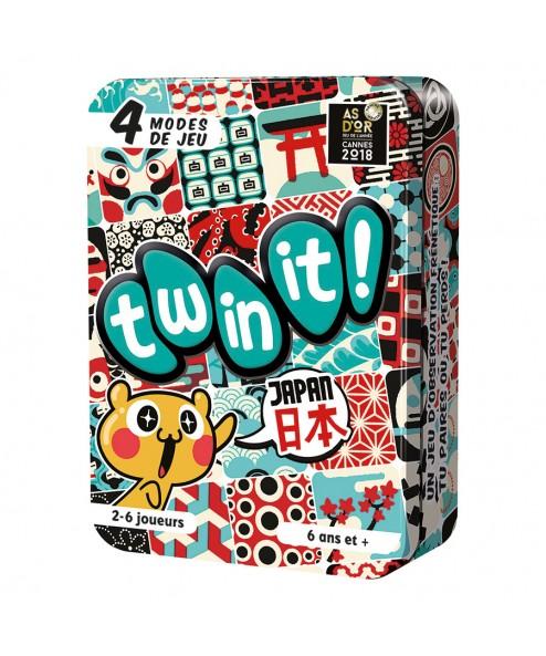 La boîte de jeu de Twin It Japan
