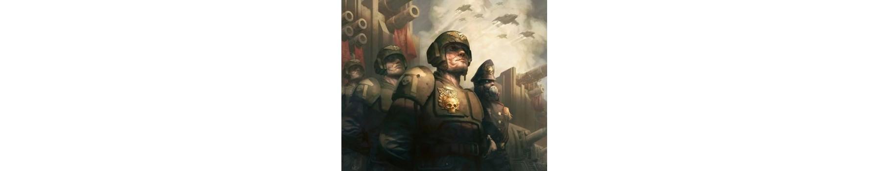 Les Armées de L'Imperium - W40K de votre Ludicaire Au Chapeau Enchanté