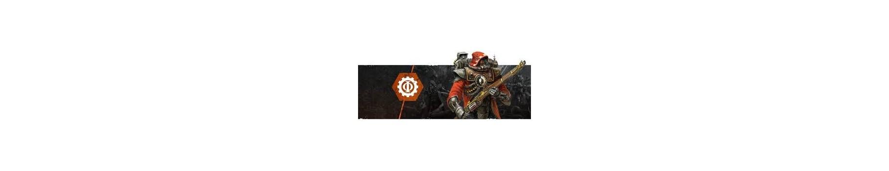 L'Armée des Adeptus Mechanicus de votre Ludicaire Au Chapeau Enchanté